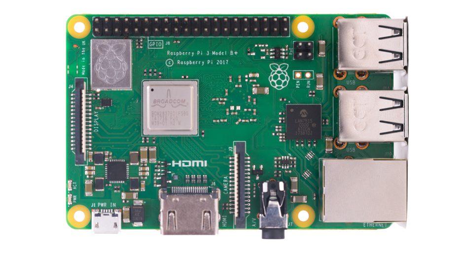 La Raspberry Pi 3B+ viens de sortir !